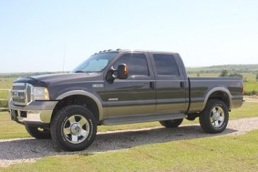 2006 Ford F250 4X4 Lariat