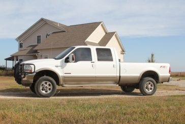 2004 Ford F350 4X4 King Ranch