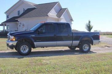 2001 Ford F250 XLT 4X4