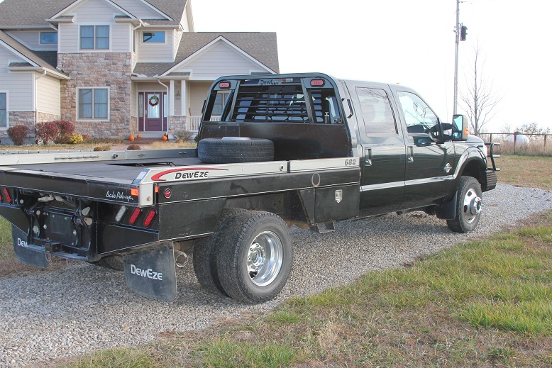 Car Value By Vin Number >> 2012 Ford F350 Lariat 4X4 Deweze Bale Bed – Griesel Motors