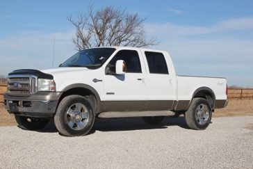 2006 Ford F250 4X4 King Ranch