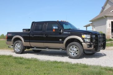 2014 Ford F250 4X4 King Ranch