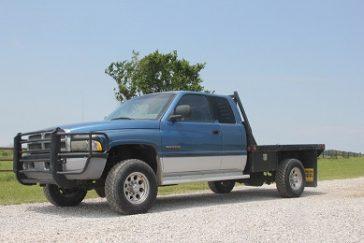 2002 Dodge Ram 2500 4X4