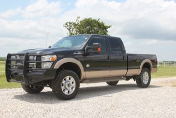 2014 Ford F350 King Ranch 4X4