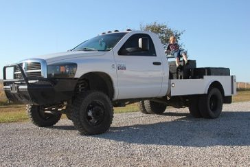 2009 Dodge Ram 3500 4X4 Welding Truck