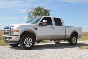 2010 Ford F250 King Ranch 4X4
