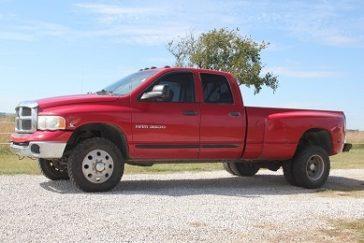 2005 Dodge Ram 3500 4X4