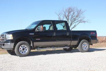2005 Ford F250 XLT 4X4